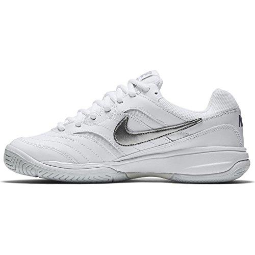 Nike Court Lite Wom Bianco / Grigio / Argento