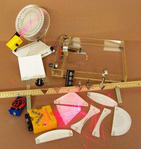 SEOH Advanced Placement Physics Lab Light and Waves Kit AP
