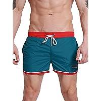 Neleus Men's Dry Fit Short Pockets