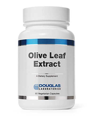 (Douglas Laboratories - Olive Leaf Extract - Olive Leaf for Microbial Support and Heart Health* - 120 Capsules)