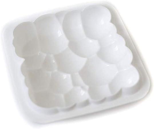 hilai de 1 piezas 3d Bubbles Sky Cloud molde para tarta De ...