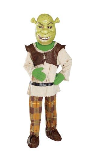 Shrek Kids Costume (Shrek Deluxe Shrek Costume)