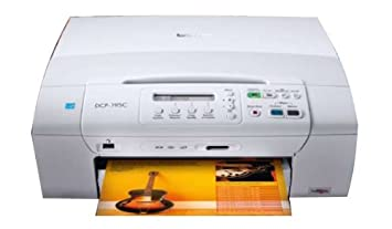 BROTHER DCP-195C COLOUR ALL-IN-ONE PRINTER DRIVER FOR WINDOWS