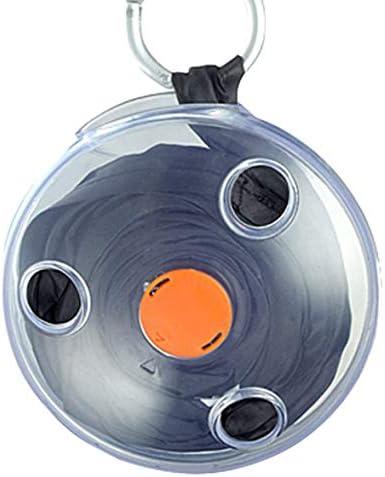 Tivollyff スモールディスクショッピングストレージバッグポータブル多目的大スペースシングルショルダーストラップ独創的なデザイン