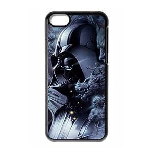 Darksiders iPhone 5c Cell Phone Case Black TPU Phone Case SV_301978
