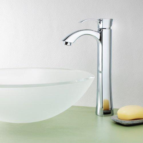 Speakman SI-F003 Jordan Single Hole Vessel Sink Bathroom Faucet, Polished Chrome