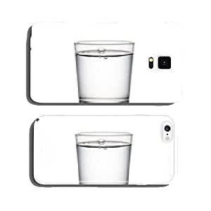 water glass cell phone cover case Samsung S6