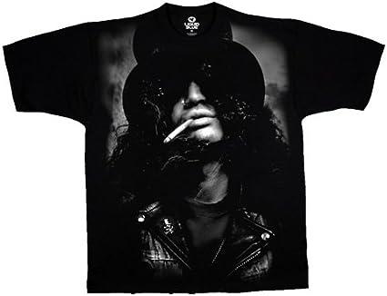 Guns N Roses Slash Men/'s T-Shirt