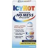 ICY Hot Medicated No Mess Applicator Maximum
