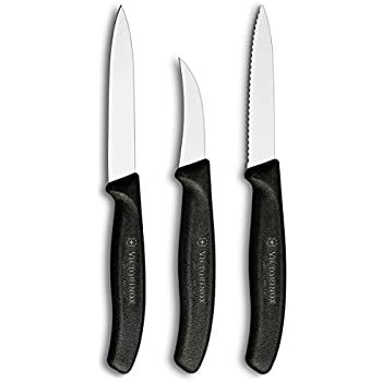 Amazon.com: Victorinox Swiss Classic 3-Piece Chefs Set ...