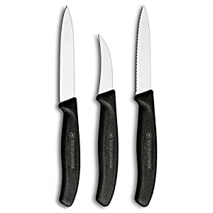 Amazon.com: Victorinox Swiss Classic 3-Piece Set de pelar ...