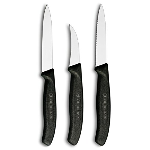 Victorinox Swiss Classic 3-Piece Paring - Knives Forschner Kitchen