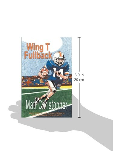 Wing T Fullback: Amazon.es: Matt Christopher: Libros en ...