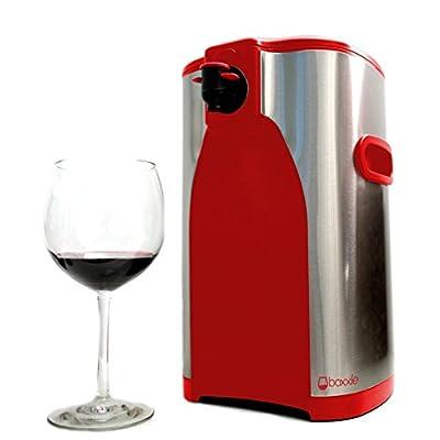 Boxxle Premium 3 Liter Bag-in-Box Wine Dispenser
