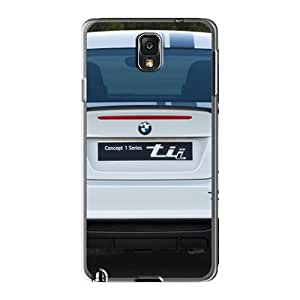 Shock-dirt Proof Bmw Concept 1 Series Rear Cases Covers For Galaxy Note3