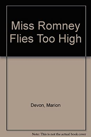 book cover of Miss Romney Flies Too High