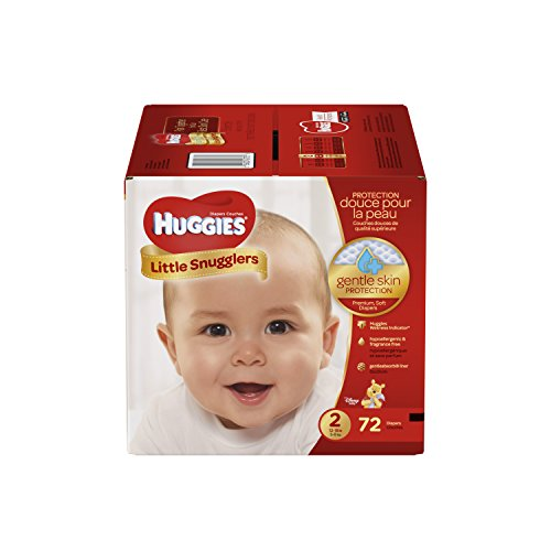 Huggies Little Snugglers Diapers Disney