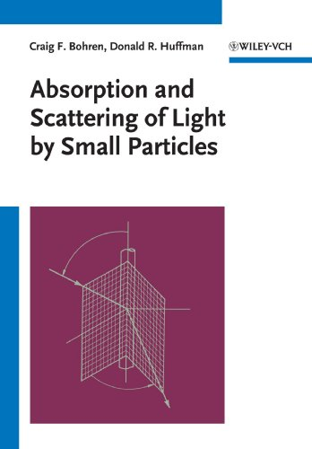 Absorption and Scattering of Light by Small Particles -