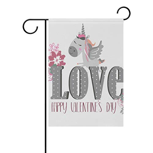Pingshoes Greeting Card for St Garden Flag Outdoor Banner Decorative Large House Polyester Flags for Wedding Party Yard Home Decor Season Porch Lawn 28