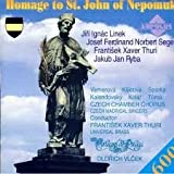 Homage to St. John of Nepomuk