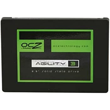 OCZTechnology120GB Agility 3 Series SATA 6Gb/s  2.5-Inch Midrange Performance Solid State Drive (SSD) with Max 525MB/s Read and Max 85K IOPS- AGT3-25SAT3-120G