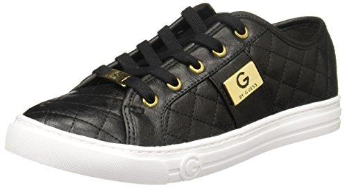 GUESS G GGBYRONE2-N Black Zapatillas para Mujer, Black, 25.5