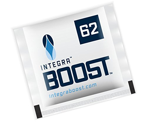 Integra Boost Medium 8 Gram Humidity Pack 62% (36) by Integra Boost