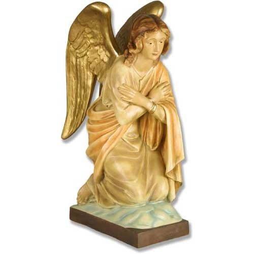 (XoticBrands OSHF7016-B Adoration 26 Garden Angel Statue)