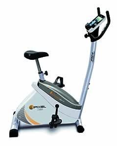 BH Fitness i.Pixel Bicicleta estática, Unisex, Blanco: Amazon.es ...