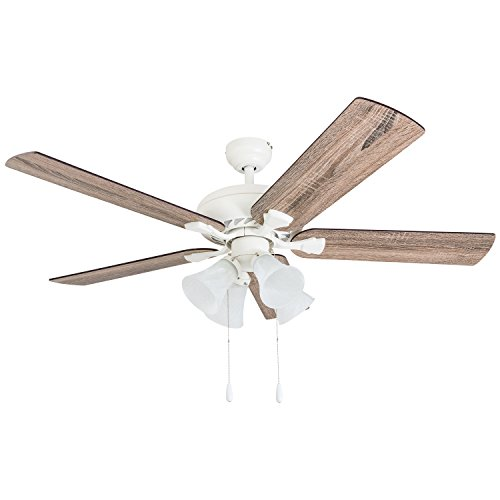 Prominence Home 50672-01 Boston Mills Farmhouse Ceiling Fan 52