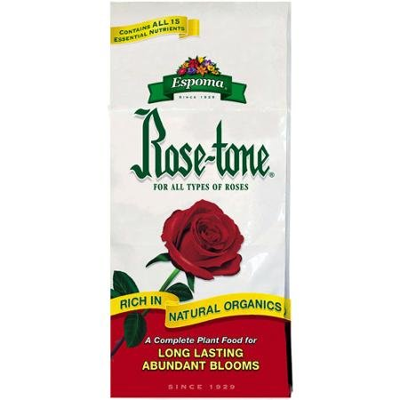 Espoma 4 lbs. Rose-tone 6-6-4 Plant Food
