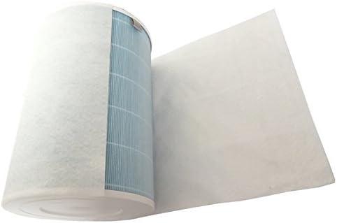 Oferta amazon: YanBan 10 Piezas de Repuesto HEPA® Antibacteriano algodón Antipolvo para purificador de Aire Xiaomi 2/1 / Filtro de Aire Acondicionado Universal algodón