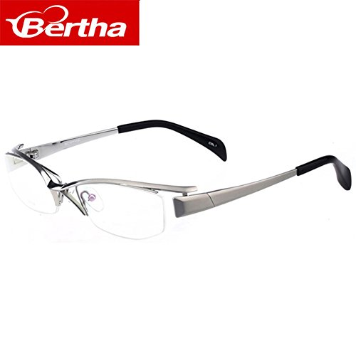 Bertha Eyeglasses Online Shopping Business Titanium Frame 1107 - Eyeglass Shopping Online