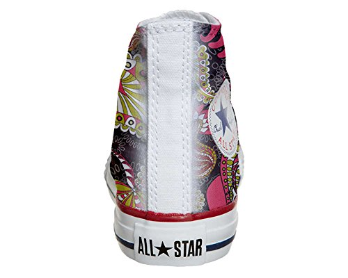 Zapatos Converse producto Personalizados Star Paysley All Artesano Vintage Customized ttx1wavq