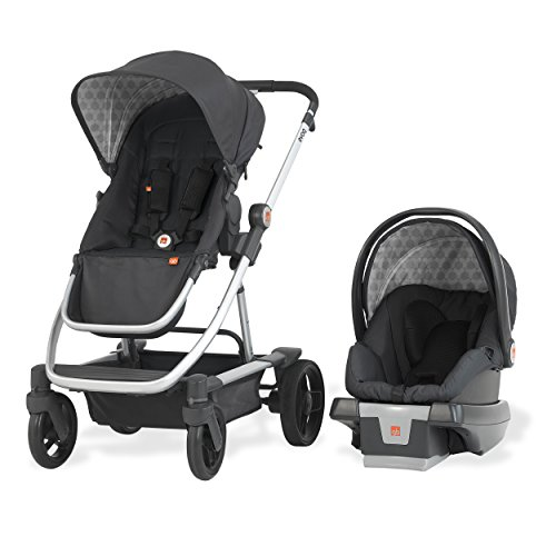 4 In 1 Stroller Travel System - 1