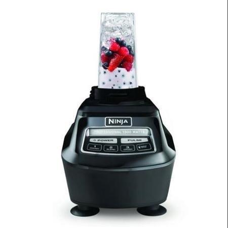 Ninja 1500 Watt 3 In 1 Xl Capacity 72 Oz Pitcher Mega Kitchen System Pro Cook Clean Enjoy