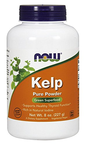 Kelp Powder Norwegian Now Foods