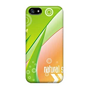 Durable Protector Case Cover With Latest 24 Hot Design For Iphone 5/5s
