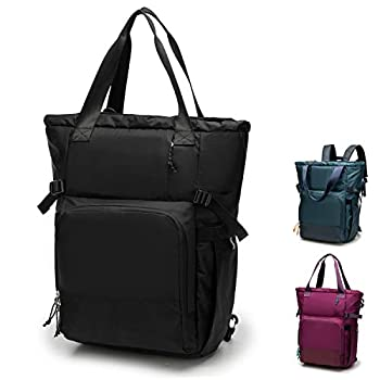 Baby Diaper Bag Backpack, 25L Large Capacity, 18.5 Oz Ultra Lightweight, Sporty Convertible Multifunction Travel Work Tote with Changing Mat, Stroller Straps, Organizer Pouches