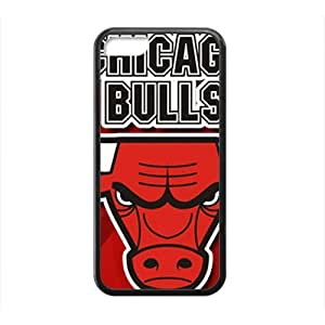 TYHde Chicago Bulls Hot sale Phone Case for iPhone iphone 5c Black ending