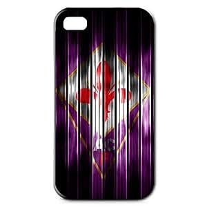 ACF Fiorentina Club Series Phone Case For Iphone 4 Protective Phone Case Cover For Iphone 4