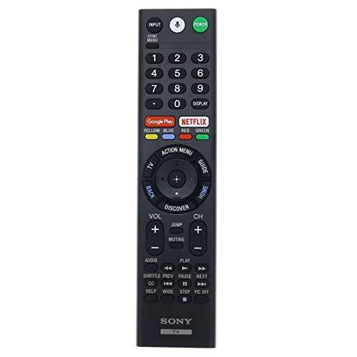 Sony Voice Remote Control for Smart TVs - Black - RMF-TX300U (Tv Control Remote Google Sony)