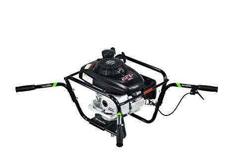 Earthquake 9800H 2-Person Earth Auger Powerhead - 160cc 4-Cycle Honda Engine, 2 Year Warranty by Earthquake