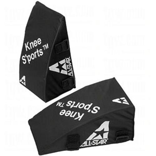 All Star Knee S-Ports Knee Pads Black
