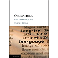 Obligations: Law and Language