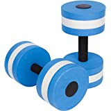 Zeyu Sports Aquatic Exercise Dumbbells - Set of 2 - For Water Aerobics