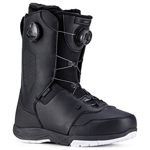 Ride Lasso Men's Snowboard Boot 2019 - Size 9.5 - Black