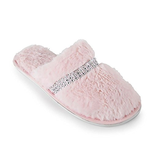 Chaussons Rose Femme SlumberzzZ Rose pour Chaussons pour SlumberzzZ SlumberzzZ Femme IR5qxx48