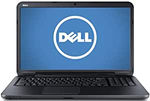 Dell Inspiron 17 i17RV 17-Inch Laptop with windows 8 (Black Matte with Textured Finish) [Discontinued By Manufacturer]