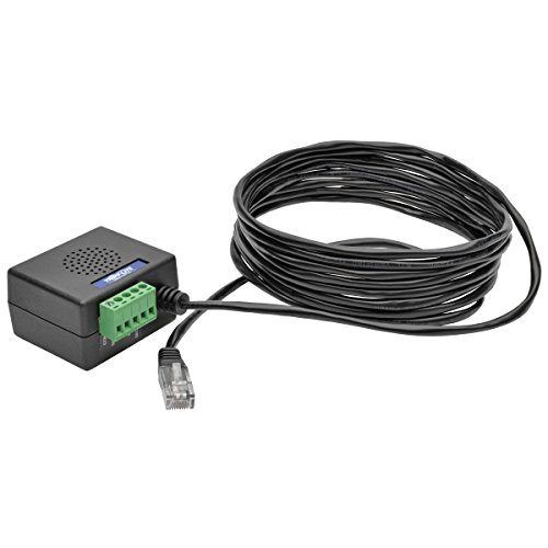 Tripp Lite UPS Enviromental Temperature Monitoring Sensor, SNMP, For Use with TLNETCARD (TLNETEM) by Tripp Lite